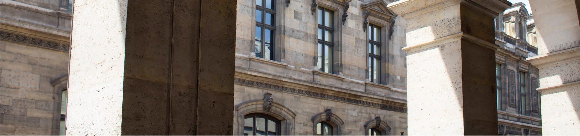 Facade d'un immeuble