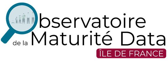 Logo de l'observatoire de la Maturité Data